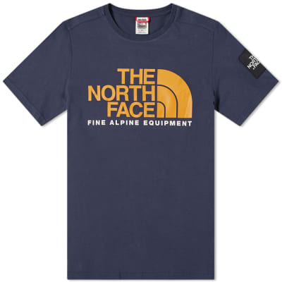 8d87ac1f21bde7 The North Face Fine Alpine Tee ...