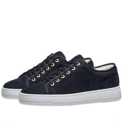 ETQ. Low Top 1 Waxed Sneaker