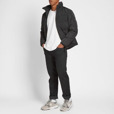 Aspesi Tic-Tec Hooded Down Jacket