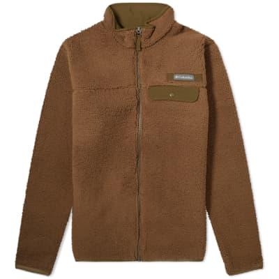 Columbia Mountain Side Heavyweight Fleece