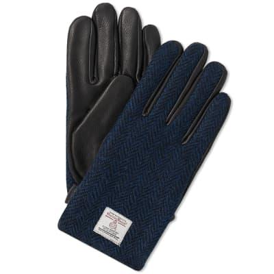 Norse Projects Kaj Harris Tweed Glove