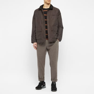 Folk Alber Shearling Collar Jacket