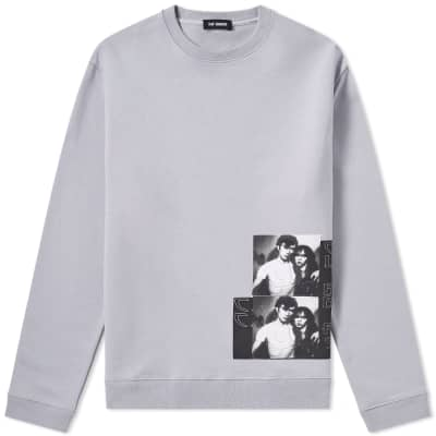 0214809732225 Raf Simons Couple Crew Sweat ...