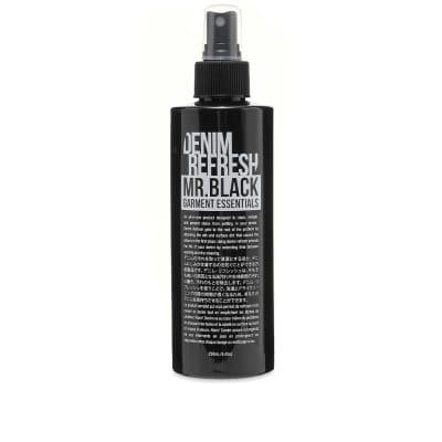 Mr. Black Garment Essentials Denim Refresh
