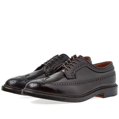 Alden Long Wing Brogue