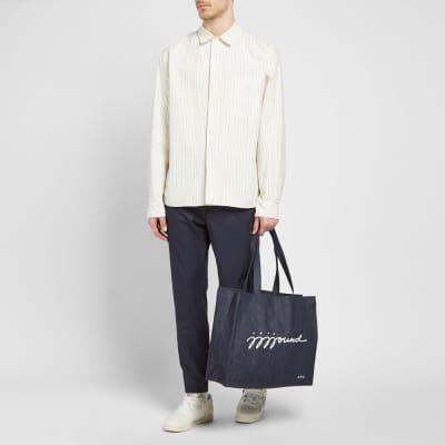 A.P.C. x JJJJound Shopper Tote