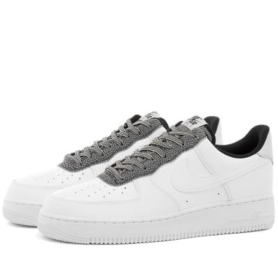 Shop Nike Air Force 1 '07 Low 'Patterson Square' White Black