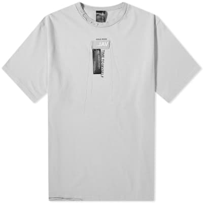 Val Kristopher Issue 0008 Patch Logo Tee