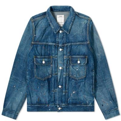 Visvim Social Sculpture 101 Jacket