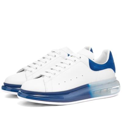 Alexander McQueen Airsole Bi-Colour Wedge Sneaker