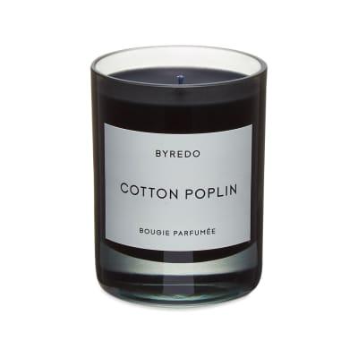 Byredo Cotton Poplin Candle