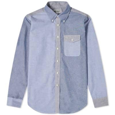 Engineered Garments Workaday Button Down Shirt