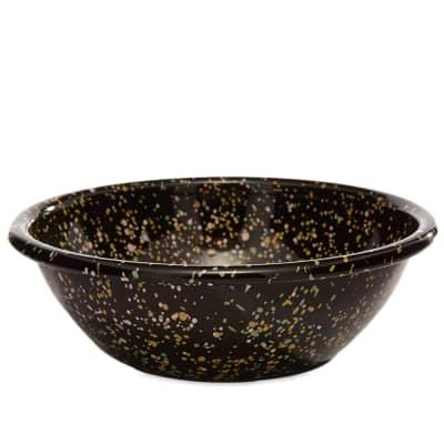 HAY Enamel Serving Bowl