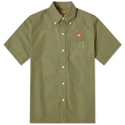 Human Made Short Sleeve Ripstop Shirt