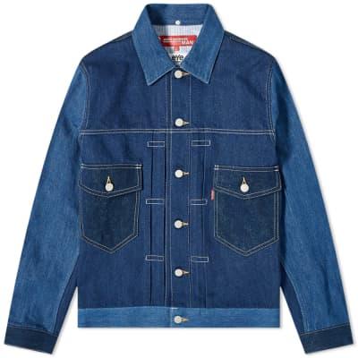 Junya Watanabe MAN x Levi's Denim Jacket