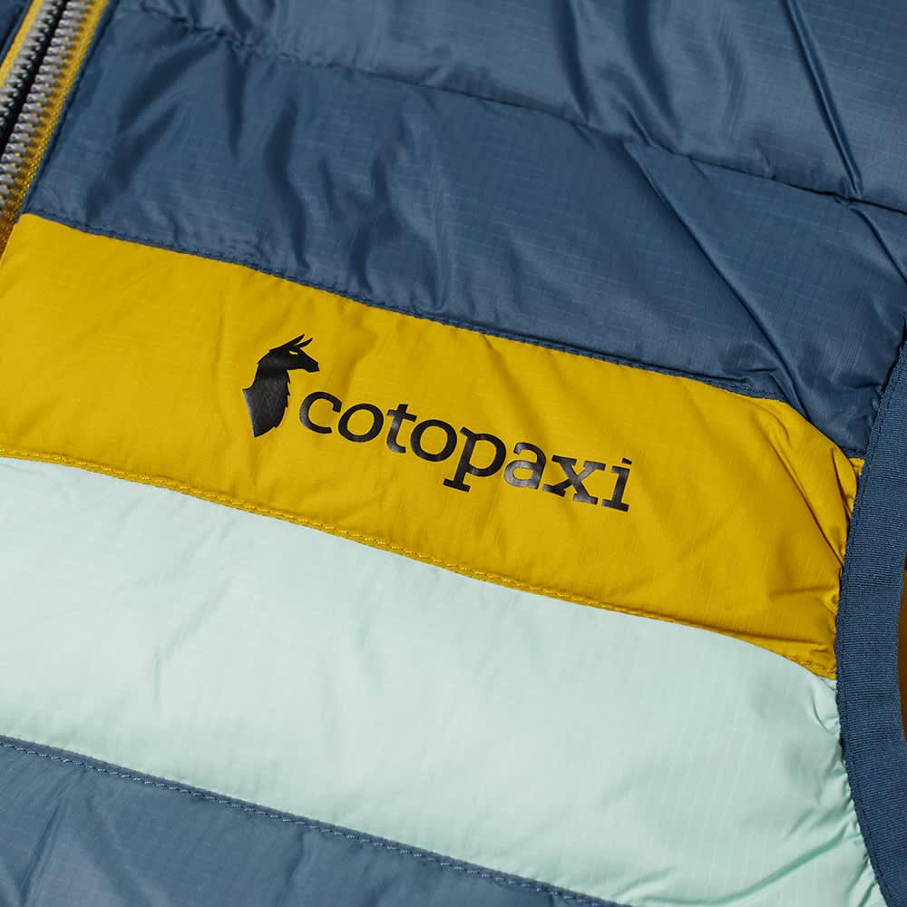 Cotopaxi Fuego Down Vest - Indigo Stripe