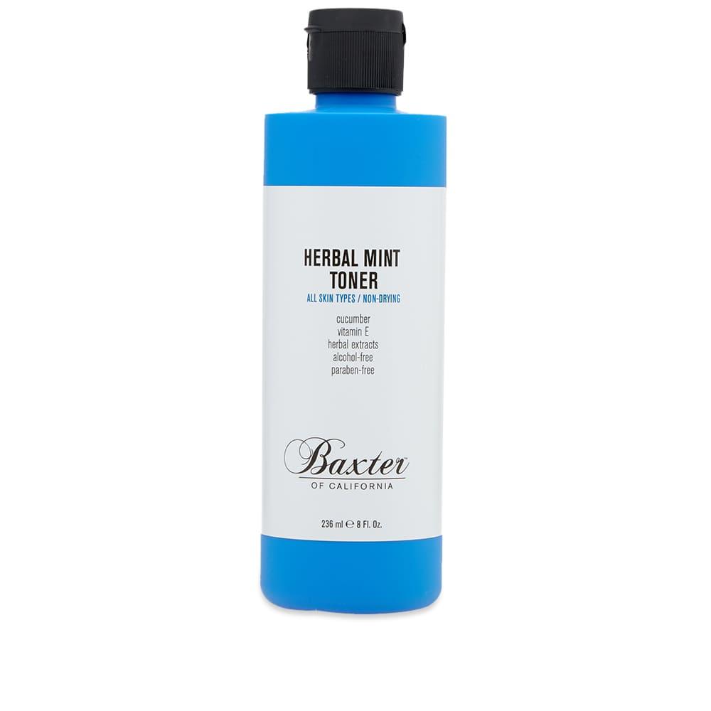 Baxter of California Herbal Mint Toner - 236ml