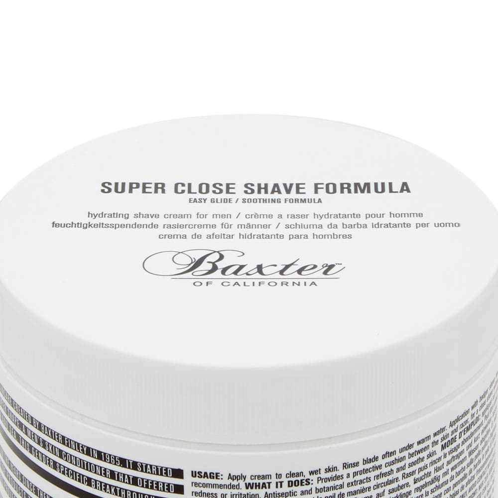 Baxter of California Super Close Shave Formula - 240ml
