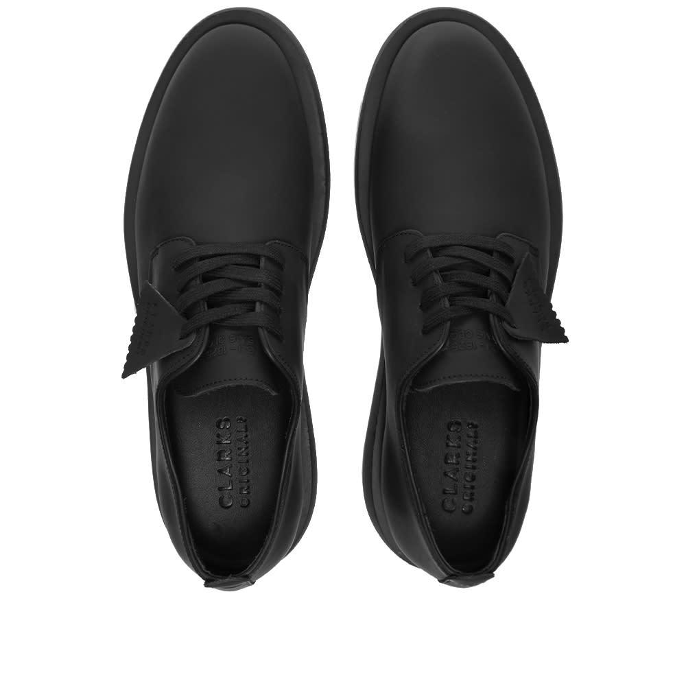 Clarks Originals Milano London - Black Leather
