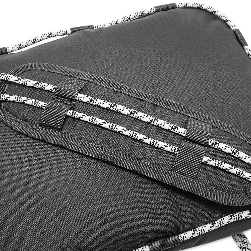Adidas Ryv Airliner Bag - Grey, White & Black