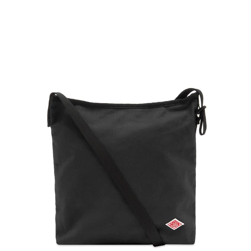 Danton Soachi Lightweight Cotton Bag - Black