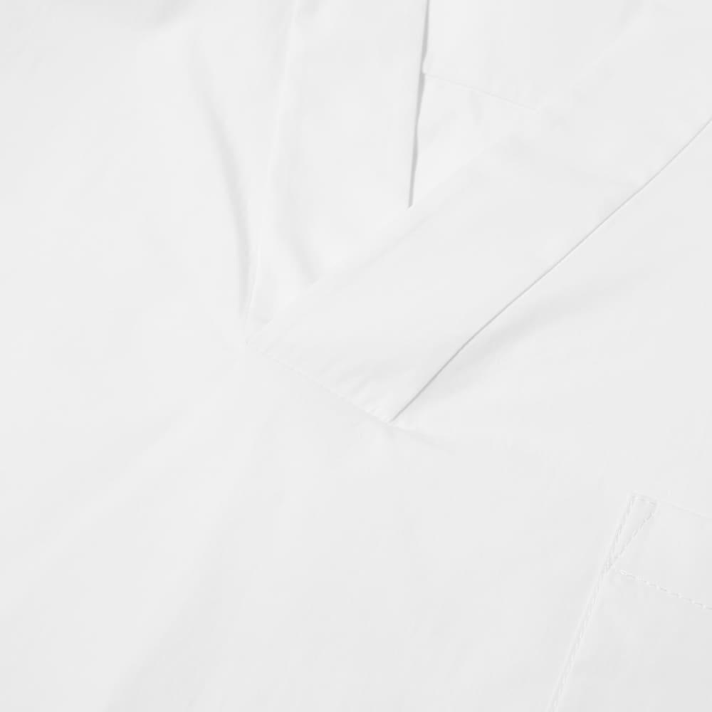 Ambush V-Neck Shirt - Cloud Dancer