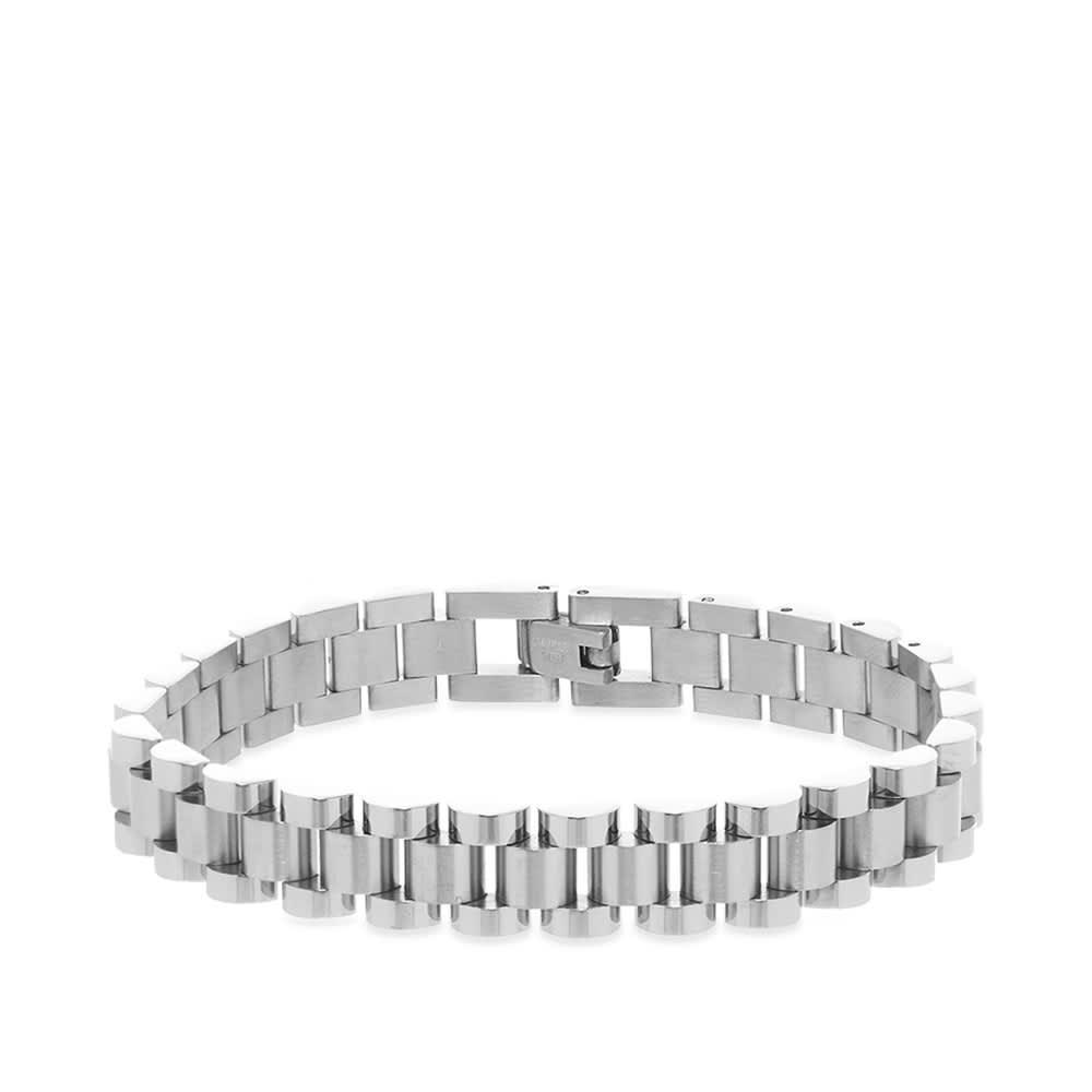 Ambush Rollie Chain Bracelet - Silver