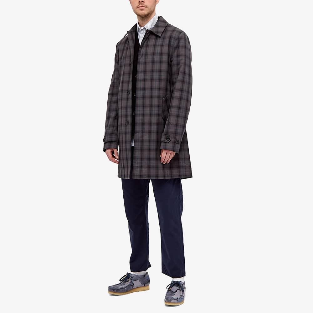 Edwin Universe Cropped Pant - Navy Blazer