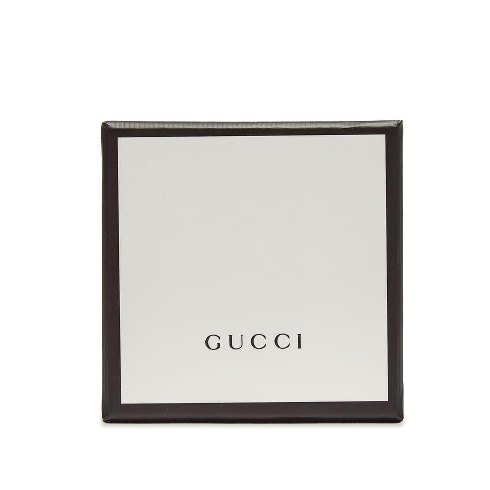 Gucci Interlocking G Bracelet - Aged Sterling Silver