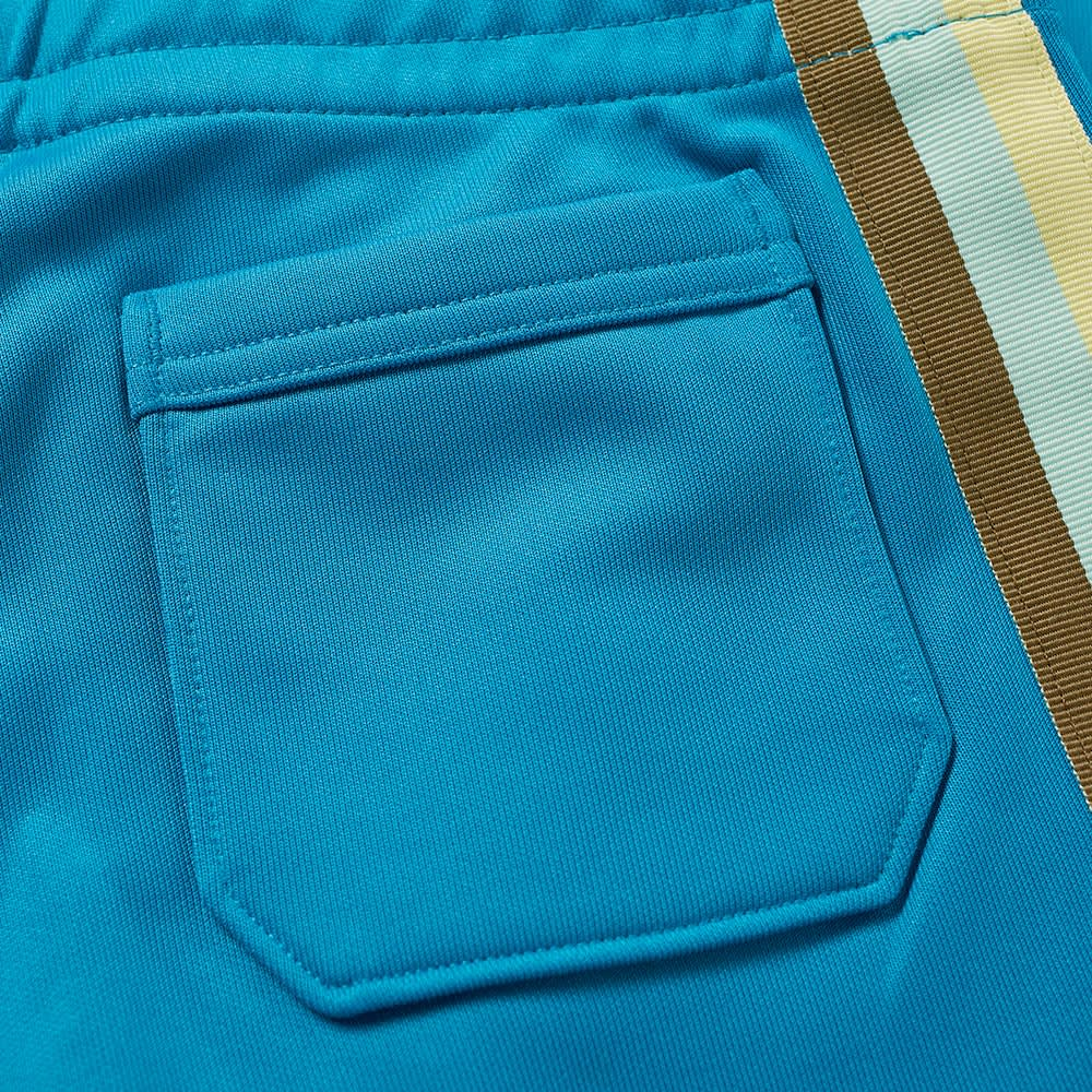 Acne Studios Mini Norwich Face Taped Track Pant - Teal & Green