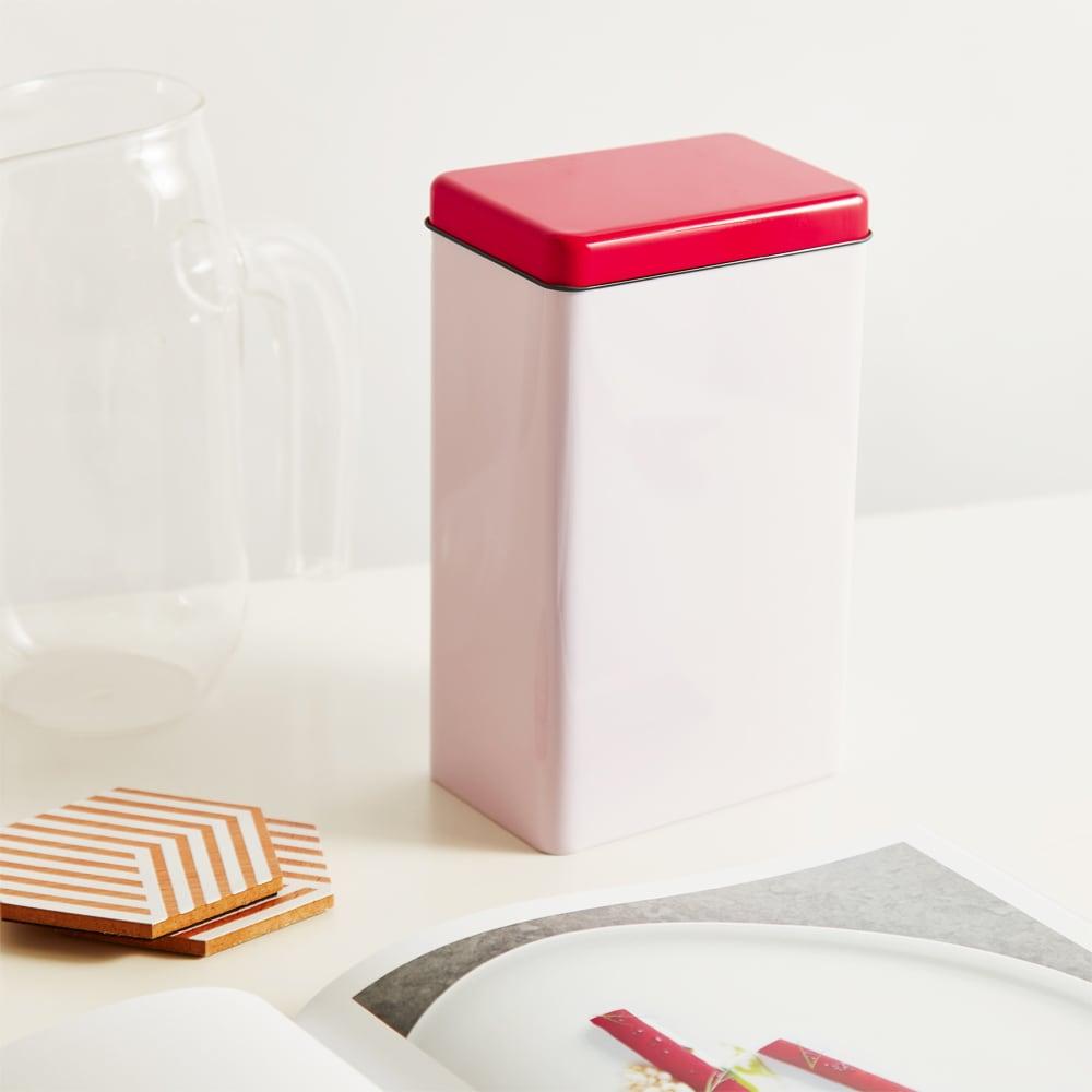 HAY Storage Tin By Sowden - Pink