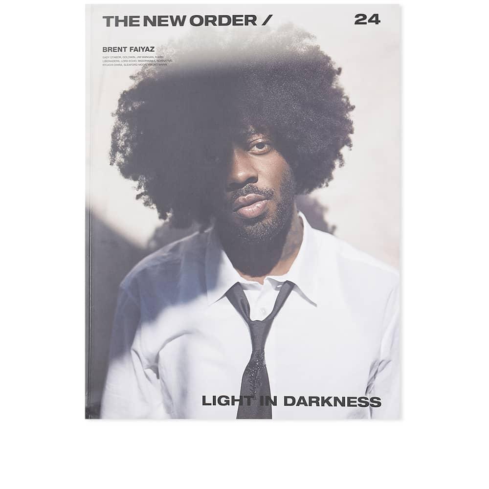 The New Order - Volume 24 - Brent Faiyaz