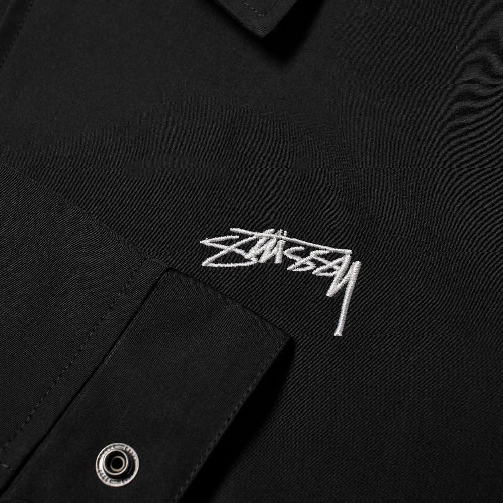 Stussy Classic Coach Jacket - Black
