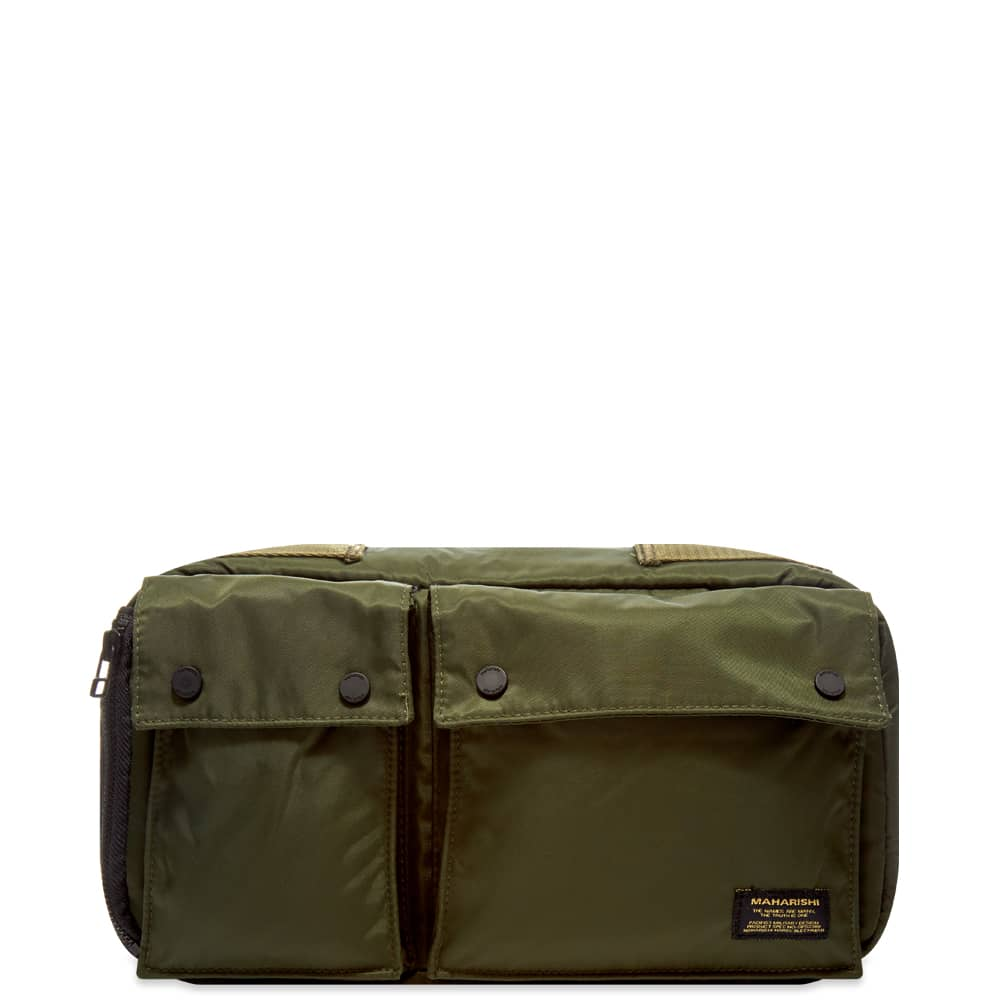 Maharishi Travel Bag - Olive