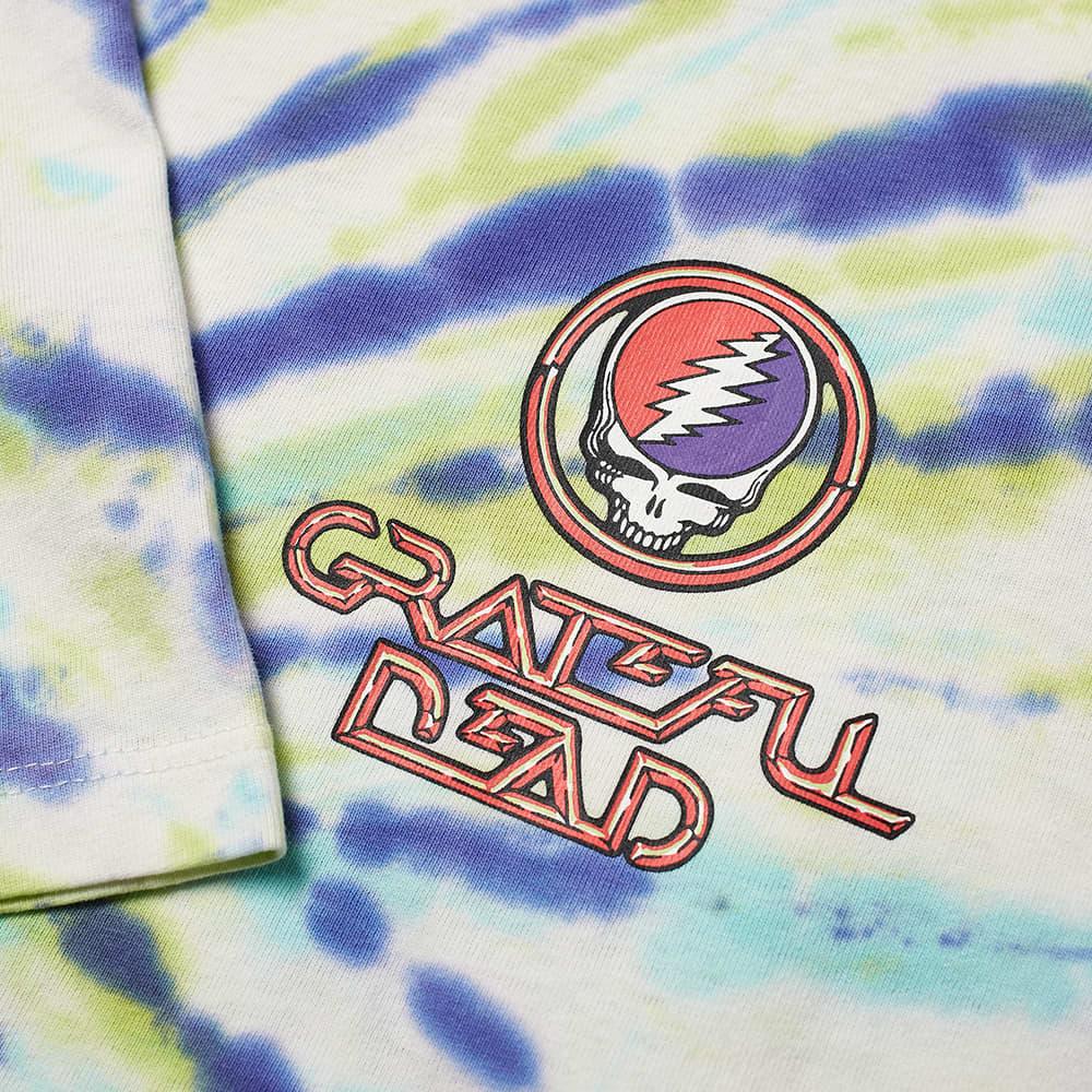 Levis Vintage Clothing x Grateful Dead Tie Dye Tee - Blue