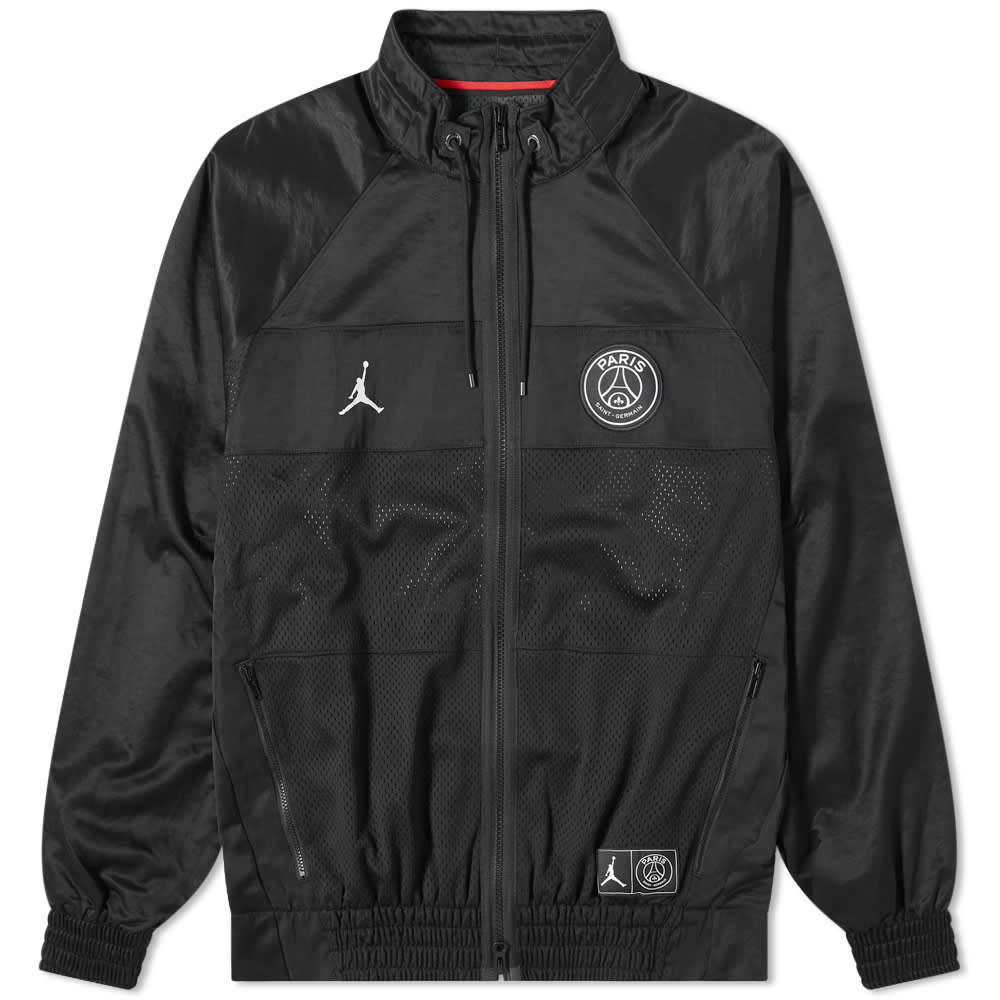 Air Jordan x PSG Air Jordan Suit Jacket - Black