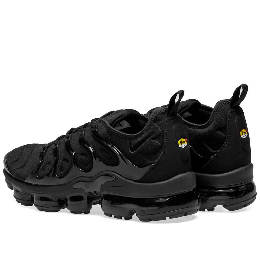 Nike Air VaporMax Plus Black \u0026 Dark