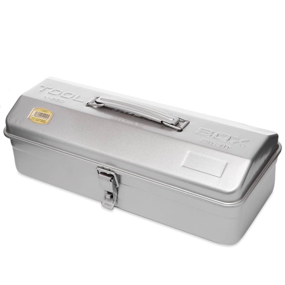 Trusco Toolbox - Silver