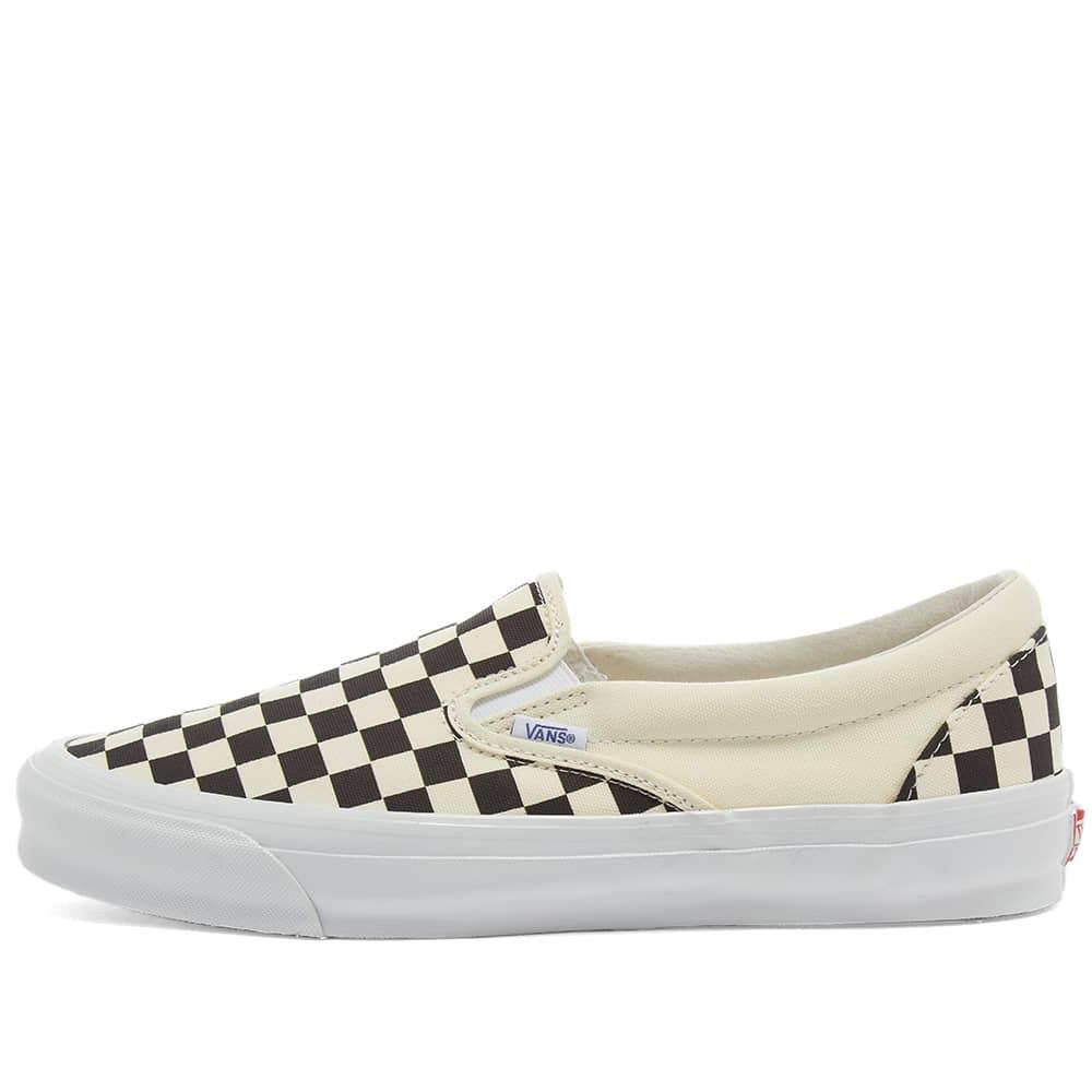 Vans Vault UA OG Classic Slip-On LX - Checkerboard