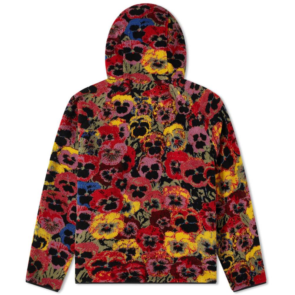 Loewe Fleece Pansies Jacket - Multi