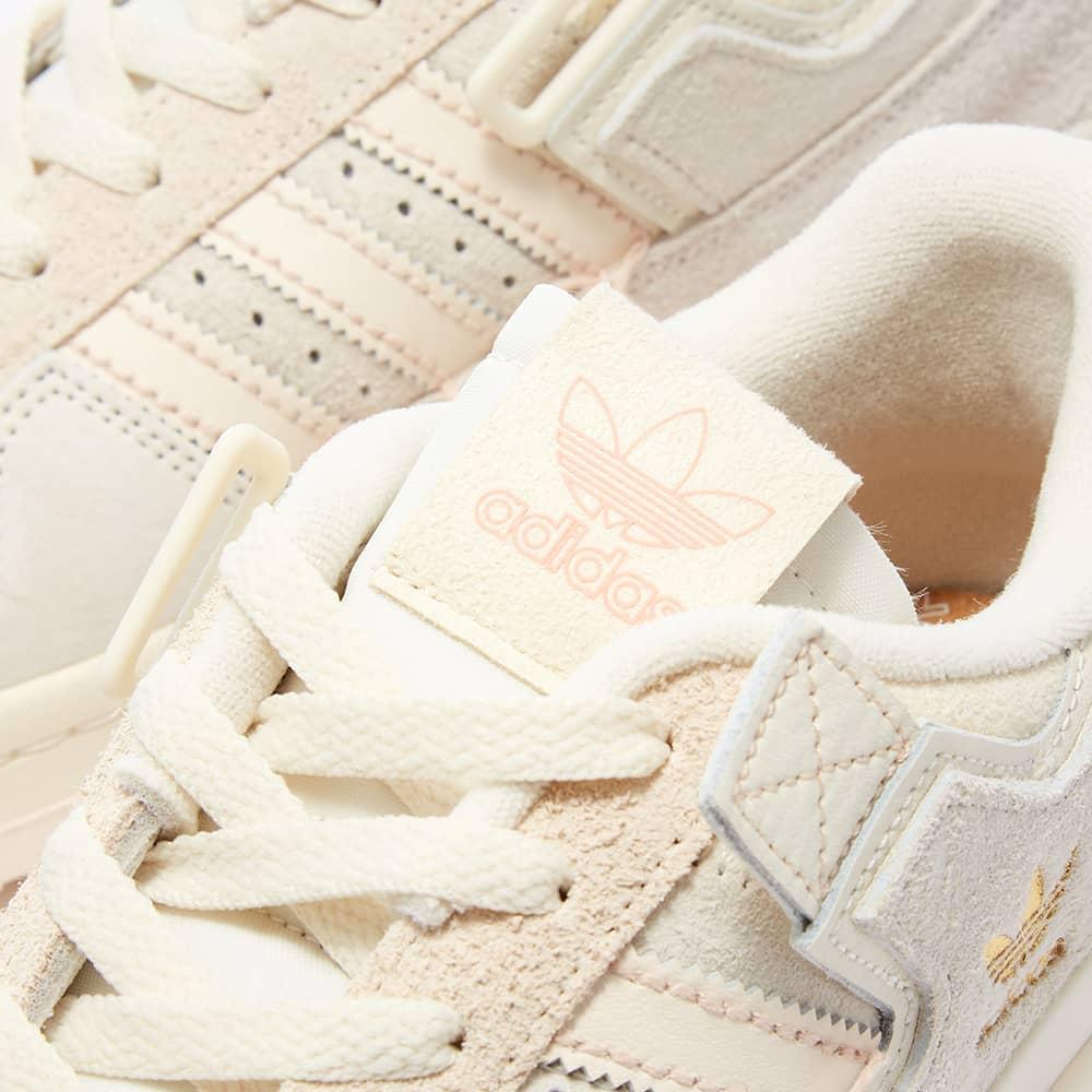 Adidas Forum 84 Low - Off White & Halo Blush