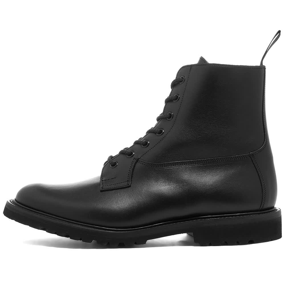 Trickers Burford Vi-Lite Boot - Black Olivvia Classic