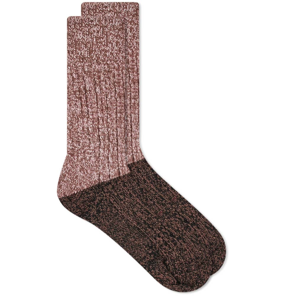 Wigwam Juniper Sock - Bitter Chocolate