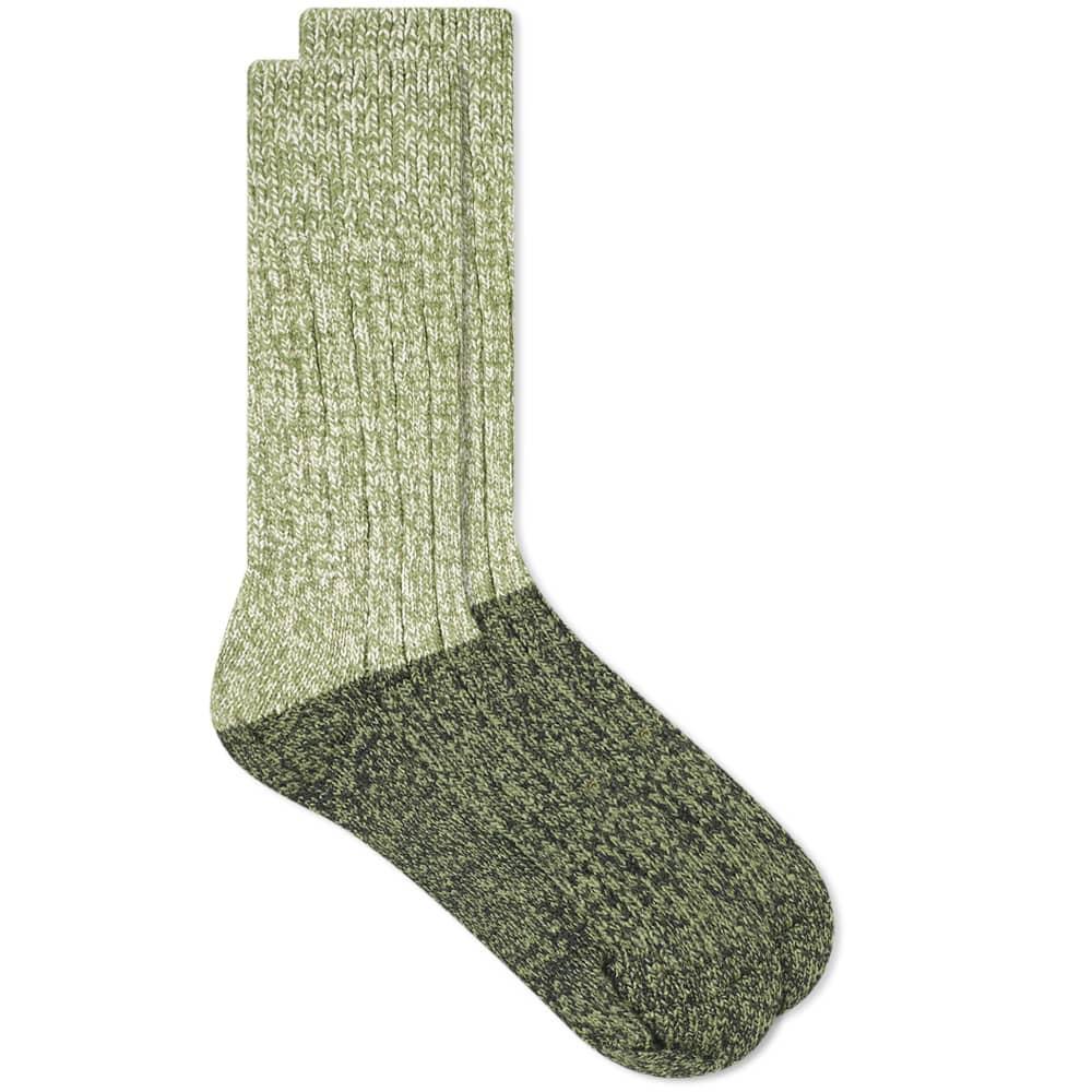 Wigwam Juniper Sock - Olive