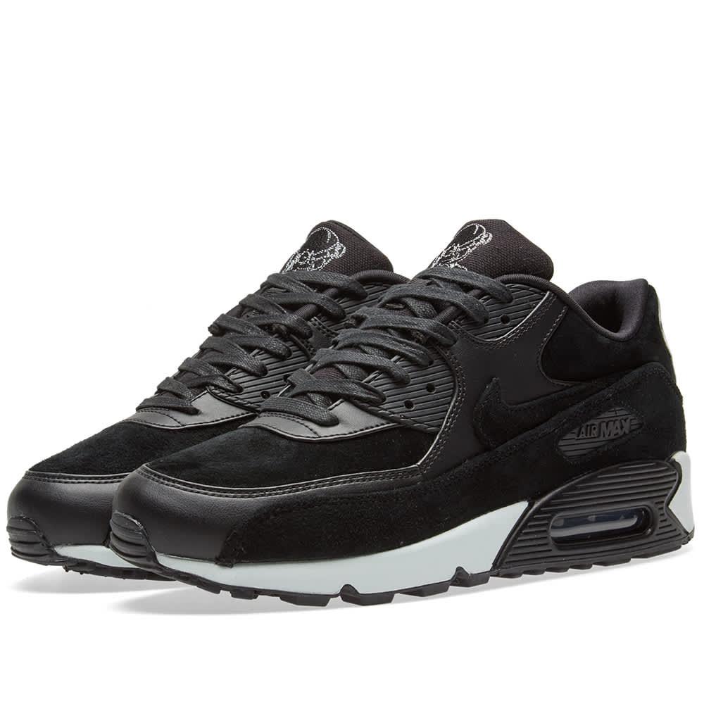Nike Air Max 90 Premium Black \u0026 Off