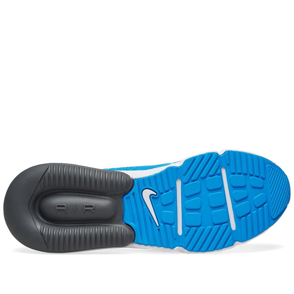 Nike Air Max 270 Futura - Grey, White & Blue