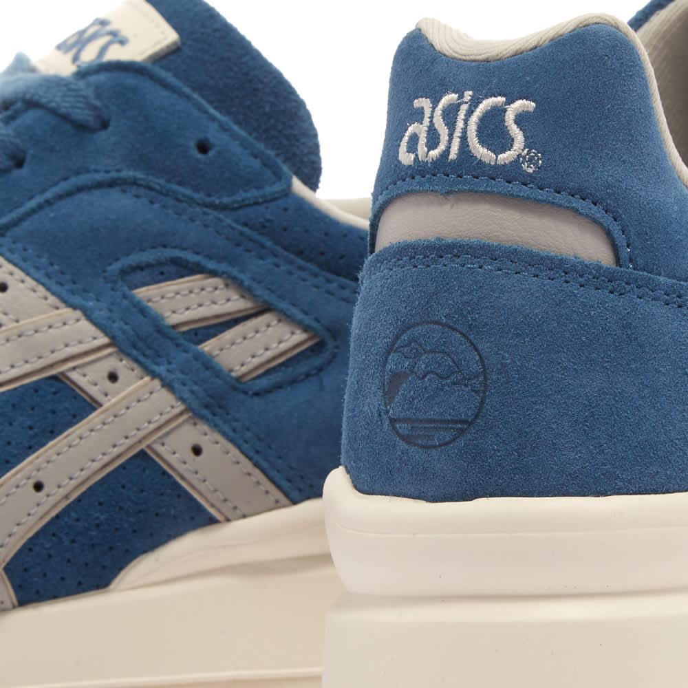 Asics Gt-Ii Goraiko - Azure & Smoke Blue