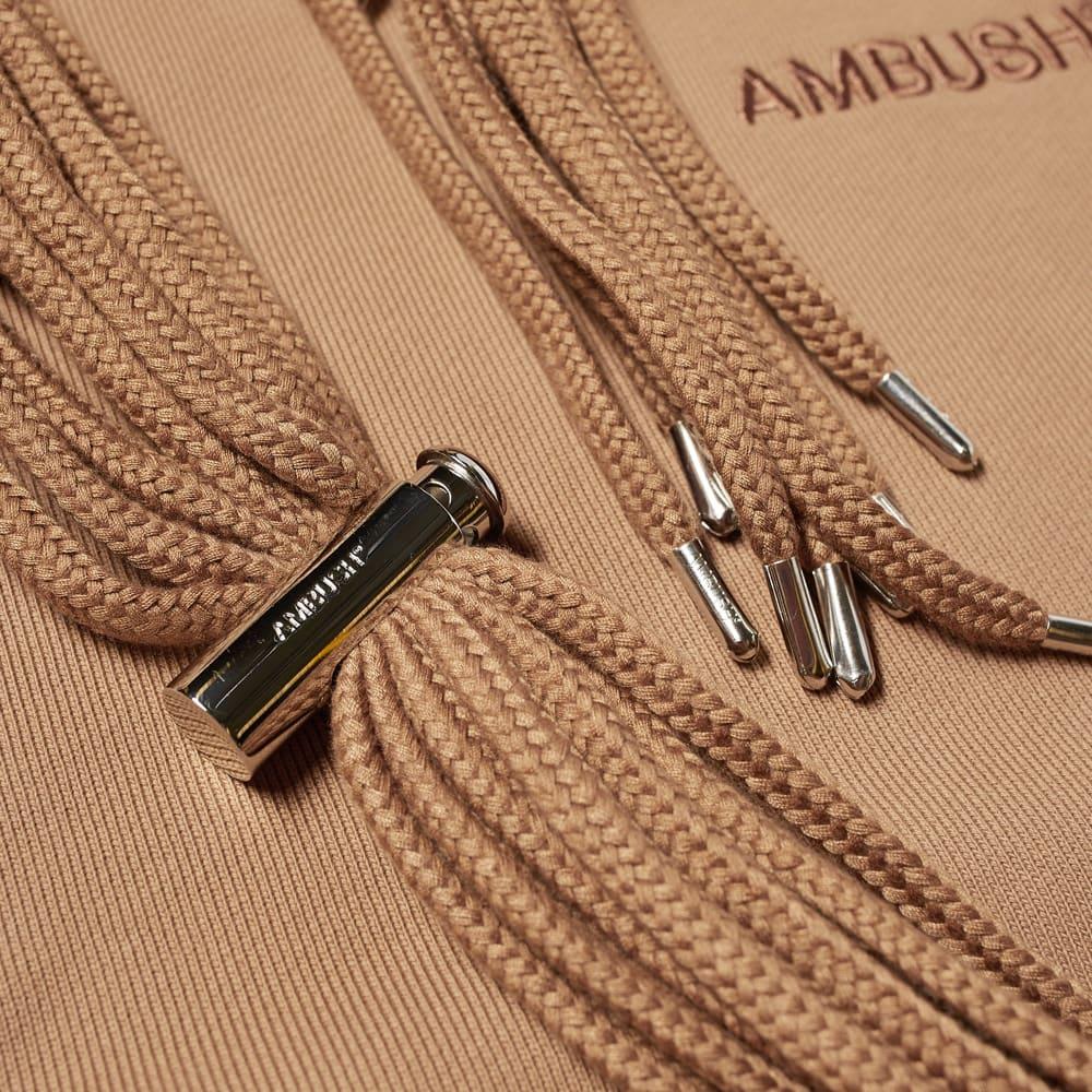 Ambush Multicord Popover Hoody - Natural