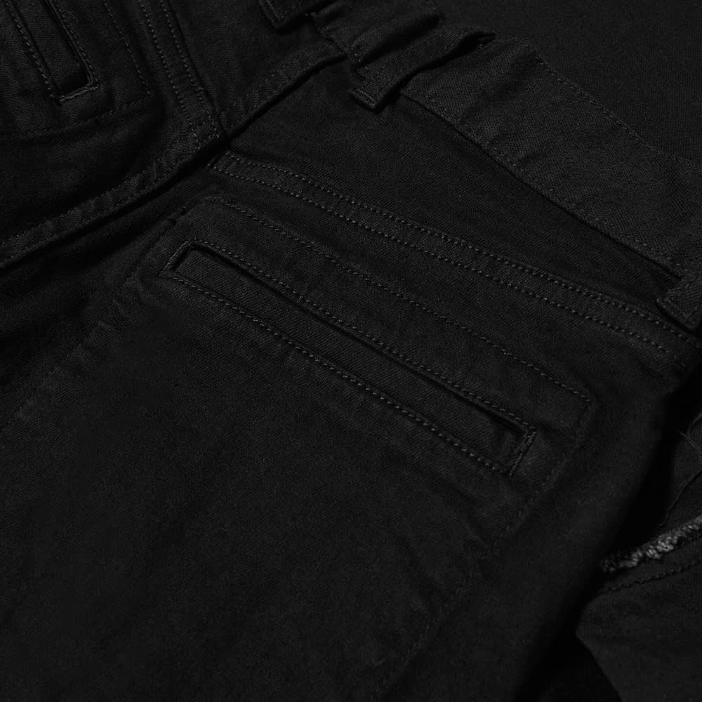 Undercoverism Zip Panelled Jeans - Black