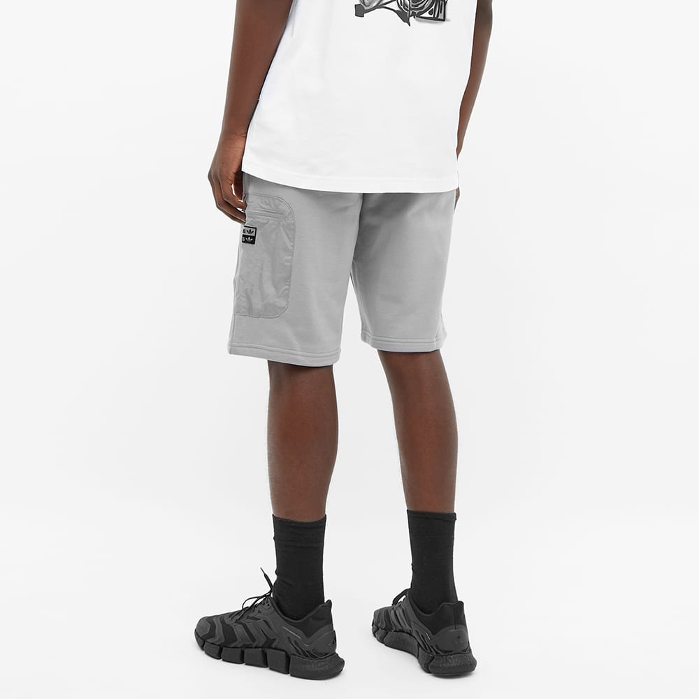 Adidas R.Y.V. Tactical Shorts - Solid Grey